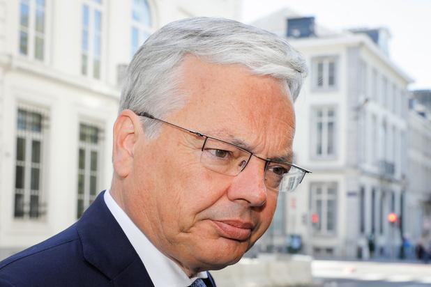 N-VA misnoegd over Europese benoeming Didier Reynders