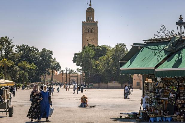 La place Jemaa el-Fna, coeur battant du tourisme à Marrakech, à l'agonie