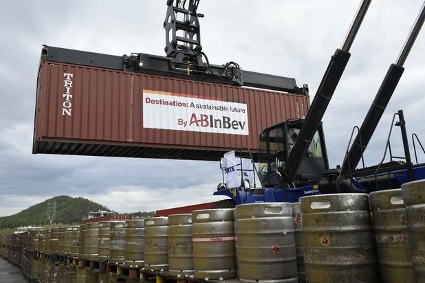 AB InBev wil naar de beurs van Hongkong