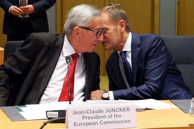 """Brexit: les """"bases"""" de l'accord """"sont prêtes"""""""