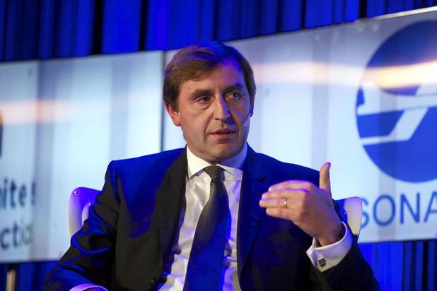 Topman Bernard Delvaux ruilt Sonaca in voor Etex