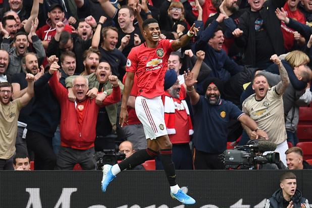 Manchester United mept Chelsea meteen tegen het canvas