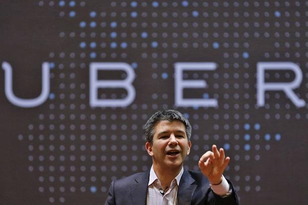 Kalanick, le fondateur d'Uber, va quitter le conseil d'administration