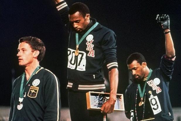 Tommie Smith, qui avait levé le poing aux JO de 1968, soutient les sportifs qui protestent