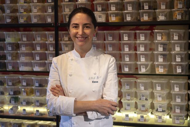 Elena Arzak, cheffe basque*** et pionnière de l'innovation technologique au service du goût