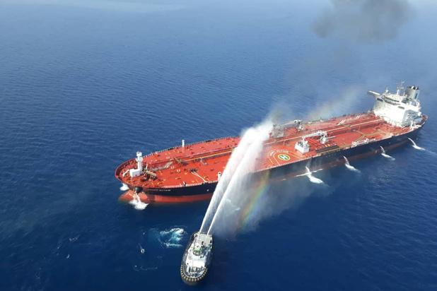 Attaques de pétroliers en mer d'Oman: l'Iran insinue une implication des USA