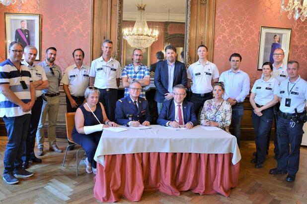 Vernieuwde BIN-charters ondertekend in Brugge