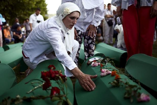 """Massacre de Srebrenica: l'Etat néerlandais a une responsabilité """"très limitée"""""""