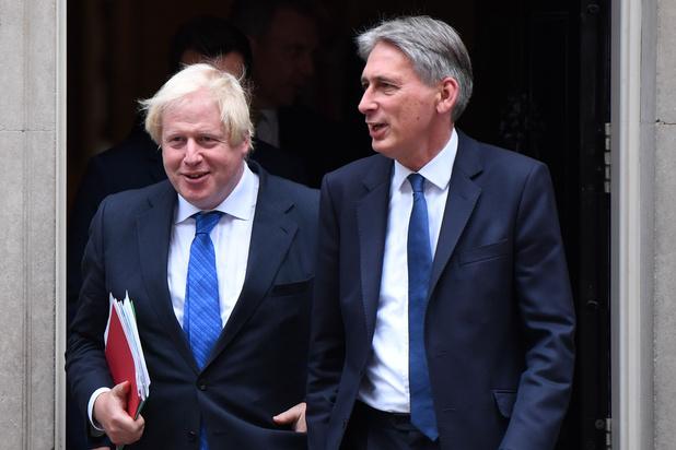 Le ministre des Finances britannique annonce qu'il démissionnera si Boris Johnson devient Premier ministre