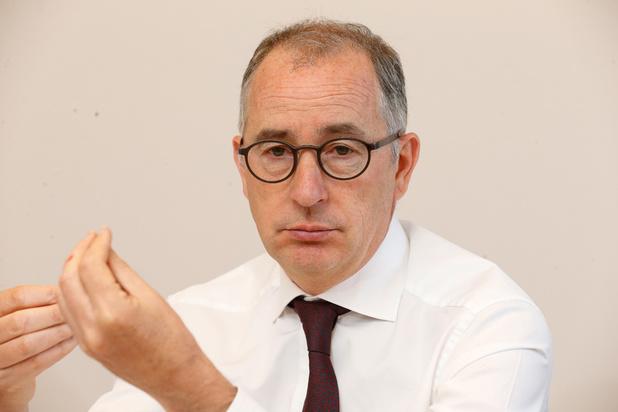 Wouter Devriendt démissionne de son poste de CEO de Dexia