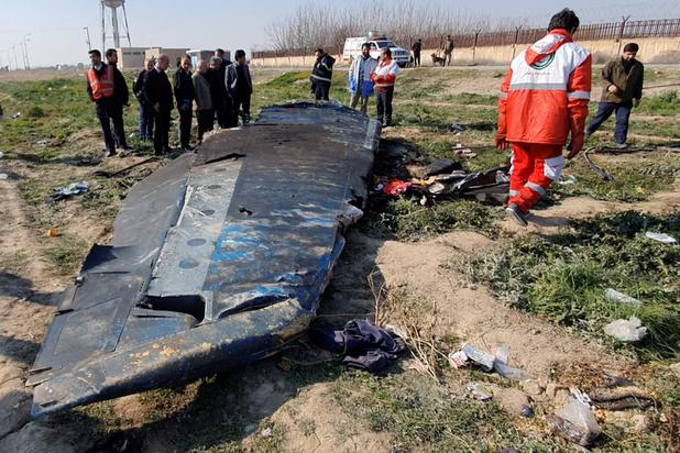 Crash aérien : L'Iran renonce finalement à rendre les boîtes noires à Kiev