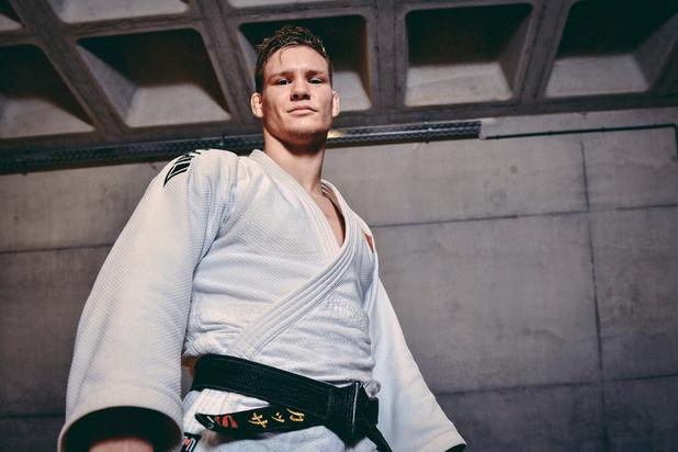 Casse pakt zilver op WK judo