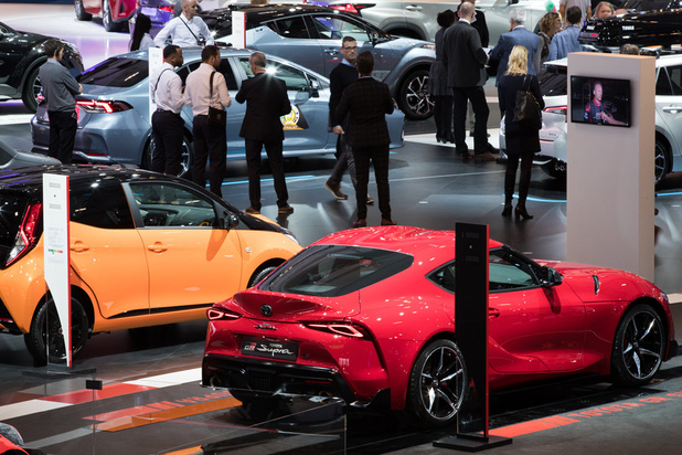 Le salon de l'auto de Bruxelles n'aura pas lieu en 2021