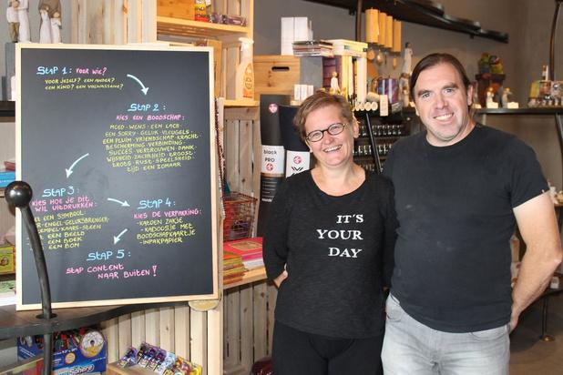 Gevoelenswinkel Amba-Amba in Desselgem: van klaar voor sloop naar multifunctionele ruimtes