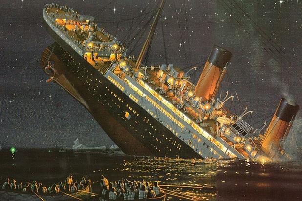 Le chantier naval du Titanic vers la faillite
