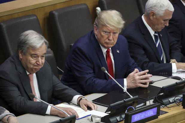 La crise s'amplifie pour Trump, après le rapport d'un lanceur d'alerte