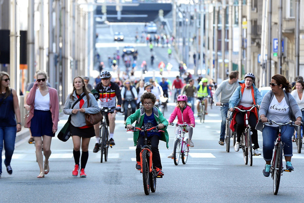 Cinq activités pour profiter pleinement de la Journée sans voiture à Bruxelles