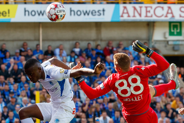 Super Sunday: Club Brugge en Racing Genk delen de punten na intense topper