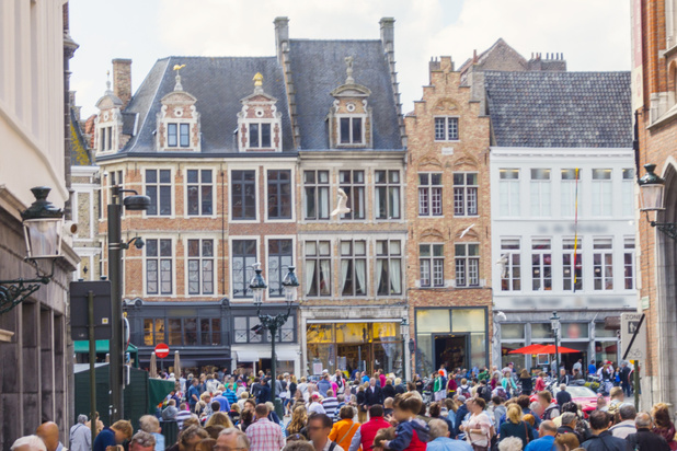Vlaanderen probeert overtoerisme te voorkomen
