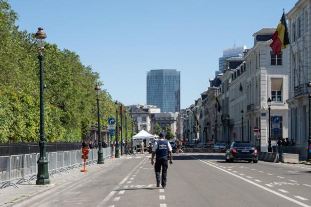 Bruxelles chute à la 26e place au classement des villes les plus sûres