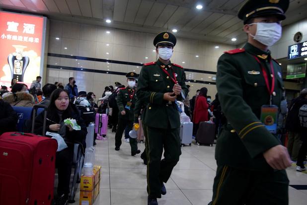 Wuhan: une ville de 11 millions de personnes en quarantaine
