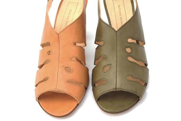 Nathalie Verlinden maakt schoenen met een geweten: 'Mijn nieuwe collectie wordt toegankelijker'