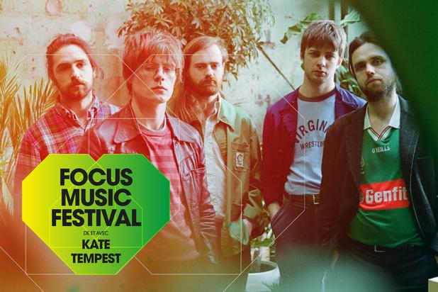 Fontaines D.C. rejoint le line-up du Focus Music Festival, de et avec Kate Tempest