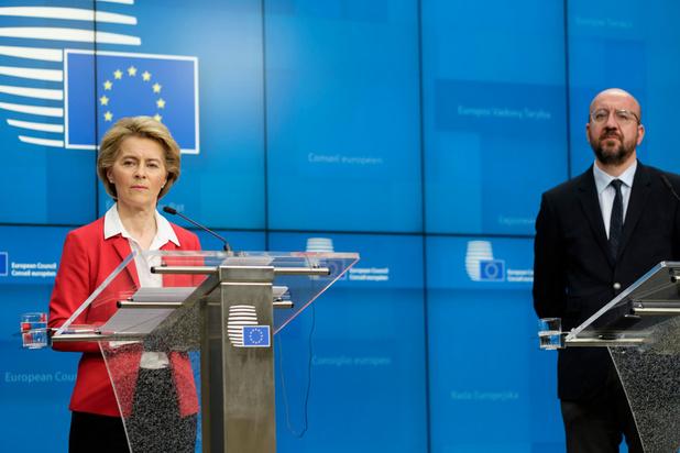 A la veille du prochain conseil européen, rappelons nos valeurs: c'est une question de survie (carte blanche)