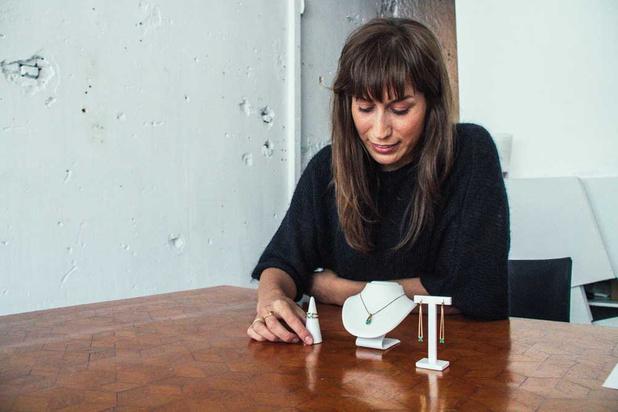 Juwelenontwerpster Tess De Meerleer omarmt traagheid: 'Minder, maar met meer waarde'