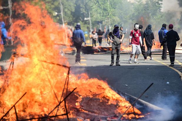 Pourquoi une telle explosion de violence au Chili ?