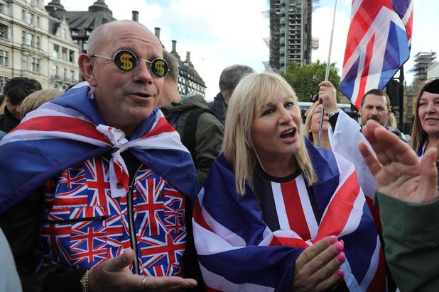 Des dizaines de milliers de manifestants à Londres pour demander un second référendum