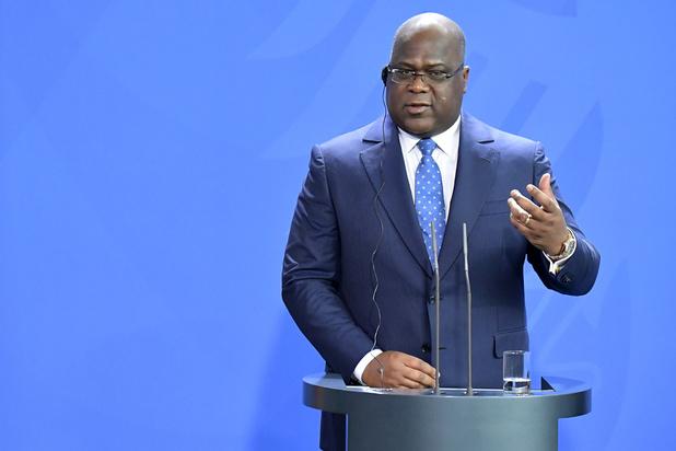 Tshisekedi remercie la Belgique pour la conservation du patrimoine congolais