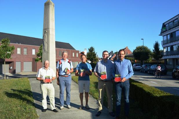 Nieuwe heemkundige brochure herinnert aan Tweede Wereldoorlog in Oostkamp