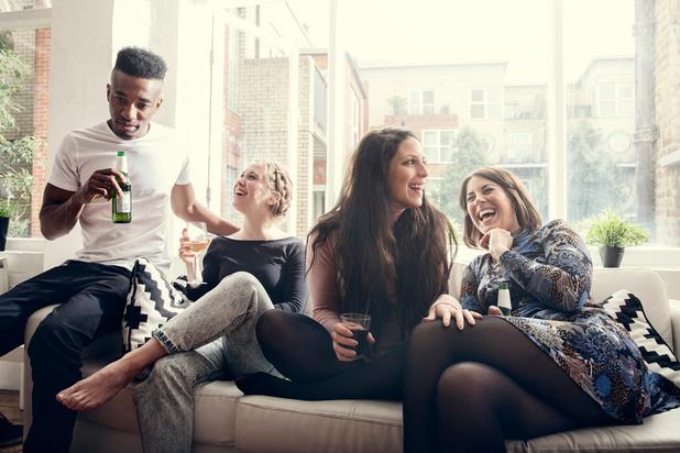 Le Belge francophone a en moyenne cinq contacts rapprochés en dehors de son foyer