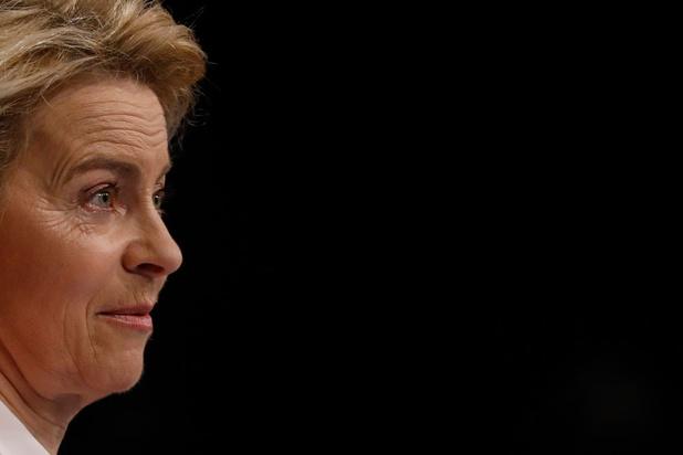 'Ursula von der Leyen heeft de verhoudingen in het Europees Parlement verkeerd ingeschat'