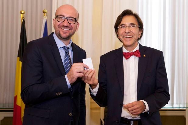"""Wim Moesen : """"Michel n'a pas fait mieux que Di Rupo"""""""
