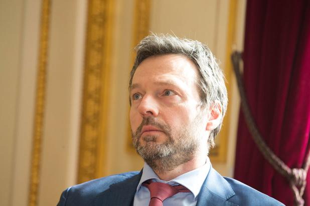 'Belgische economie krimpt met 8 procent'