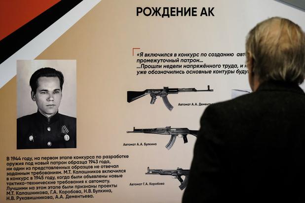 Kalachnikov: de la gloire, mais pas d'argent