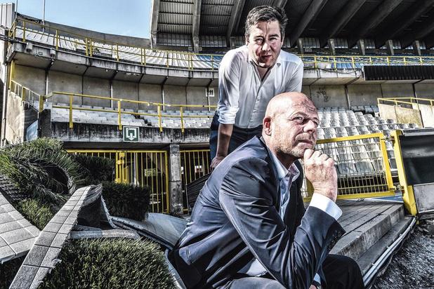 Sven Mary - Vincent Mannaert : Amitié, footgate et rivalité