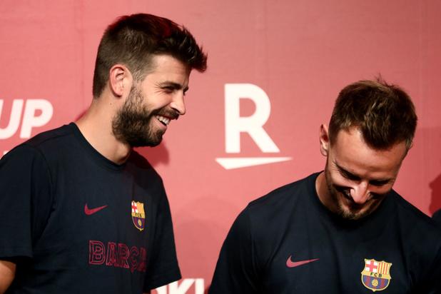Dubbele promotie voor Gerard Piqué met FC Andorra
