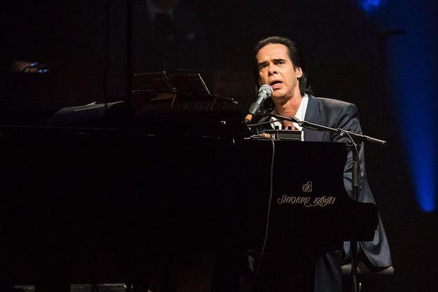 Op de eerste gesprekkenavond van Nick Cave in Hamburg: 'Euhm, ben jij niet mijn tandarts?'