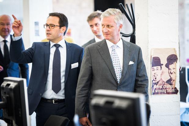 Mediafin-topman Frederik Delaplace wordt CEO van de VRT