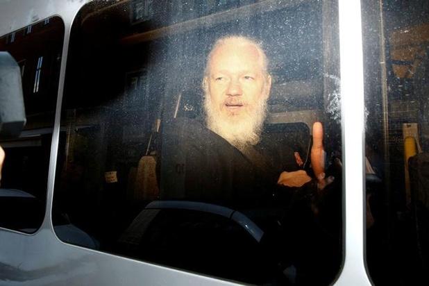 Assange bereid om mee te werken met Zweedse autoriteiten