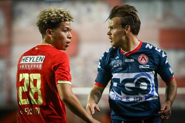 Antwerp legt KV Kortrijk over de knie