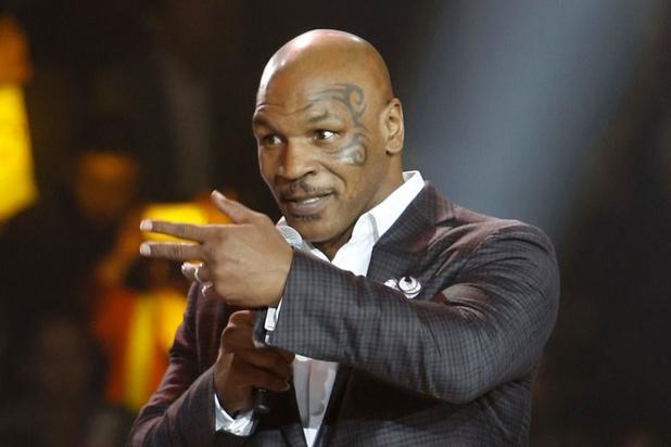 Mike Tyson maakt comeback op zijn 54e