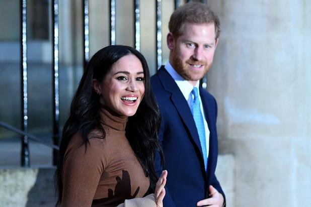 Coup de tonnerre au Palais: Harry et Meghan renoncent à leur rôle royal