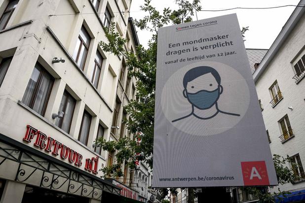 Voka Antwerpen: 'Lockdown voorkomen is de verantwoordelijkheid van iedereen'