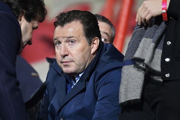 Marc Wilmots wordt bondscoach van Iran