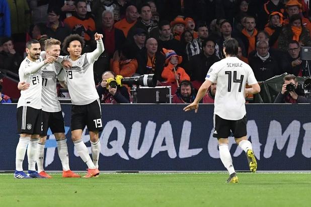 Duitsland nekt veerkrachtig Nederland in het slot