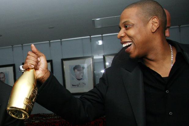LVMH investit dans la marque de champagne de Jay-Z
